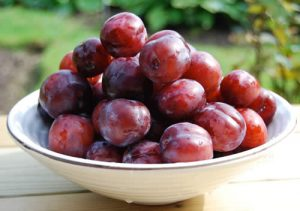 Plums for Heart Health