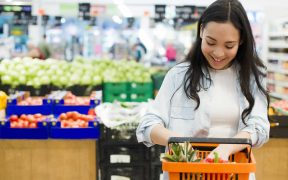 Guide to shopping for healthier groceries food