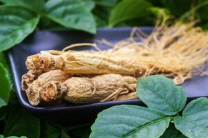 Chinese Herbs Ginseng