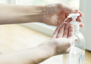 Hand Sanitizer Tips